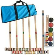 Best Croquet Sets - Croquet Set Fun Vintage Lawn Recreation Game Review