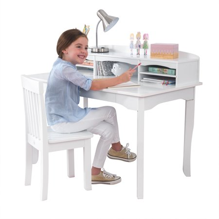 Kidkraft Harley Davidson Desk (KidKraft Avalon Kids Desk with Hutch and Chair, Multiple)
