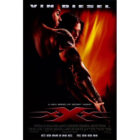Xxx Poster Movie Mini Promo