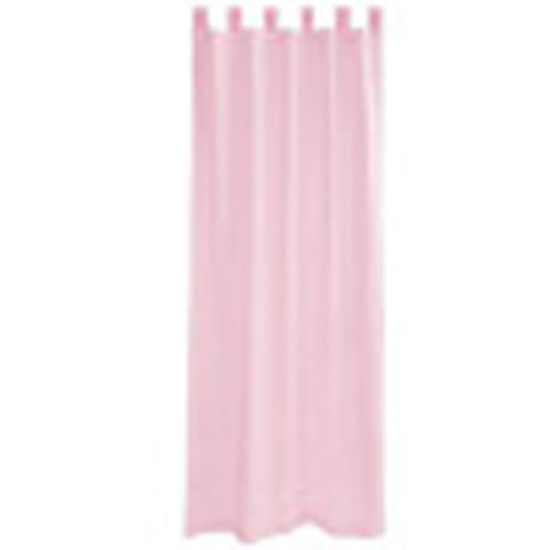 Seed Sprout Basics Tab Top Curtains (2 Panels), Pink Gingham