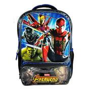"""Backpack - Marvel - Avengers Infinity War 16"""" New 192404"""