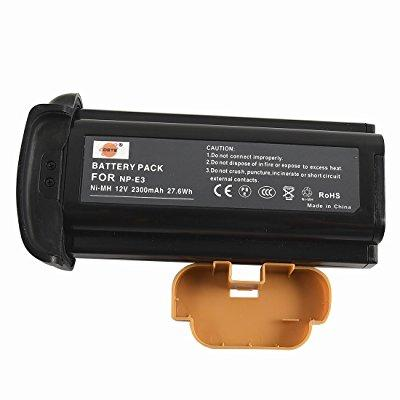 dste np-e3 replacement ni-mh battery for canon eos 1d eos...