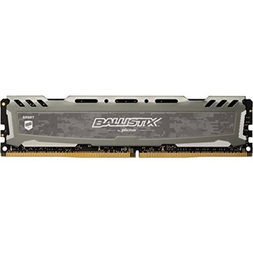 Crucial Ballistix 4GB DDR4-2400 CL16 288-Pin Memory Module BLS4G4D240FSB
