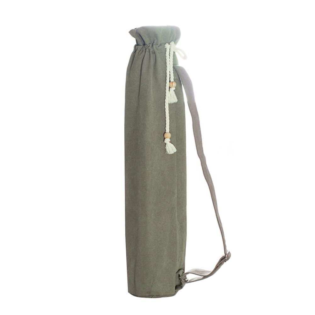 Details about  /Colorful Carry Bag for Yoga Mat Pilates Yoga Mat Zipped Bag Adjustable Strap