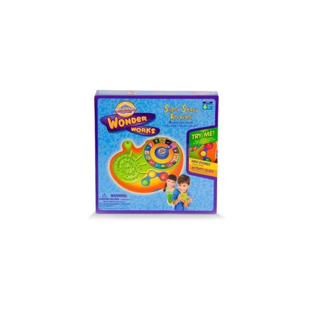Cranium Giggle Gear - cranium wonder works super story recorder by cranium