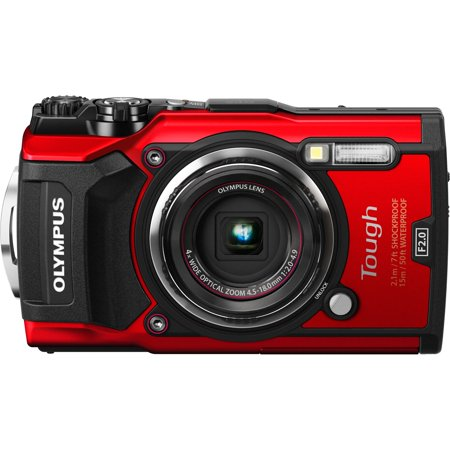 Olympus Tough TG-5 Compact Camera - -