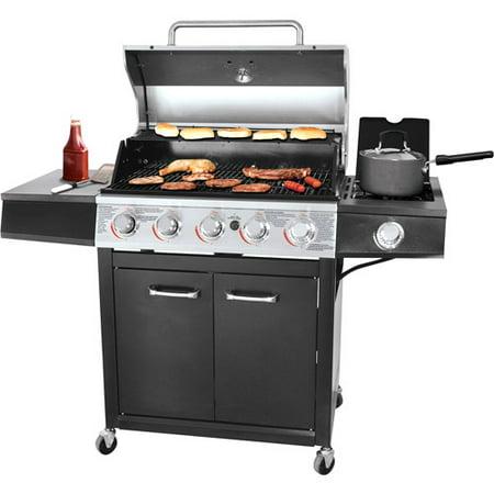backyard grill 5 burner propane gas grill