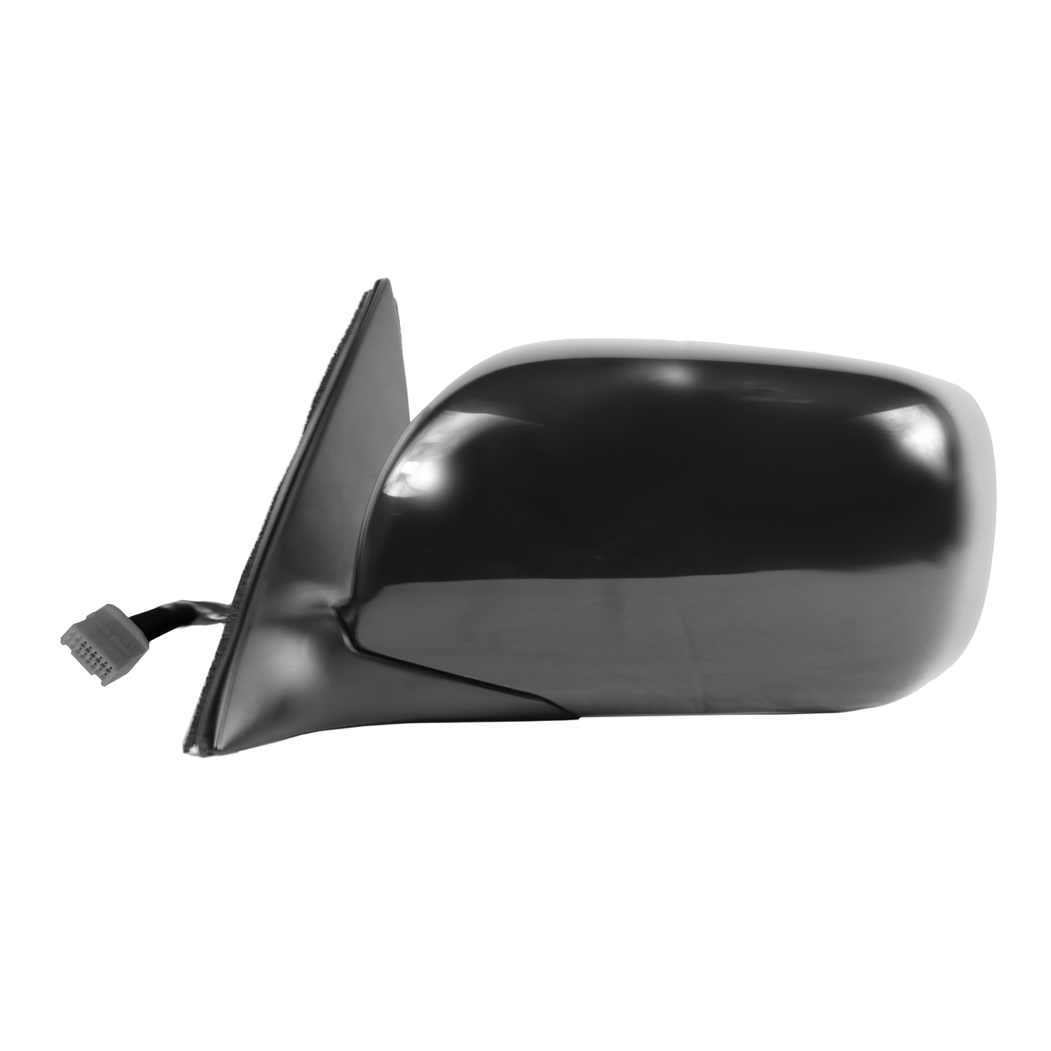 Fits 01-06 Lexus LS430 Drivers Side Power Fold Mirror Heated Memory Puddle Lamp