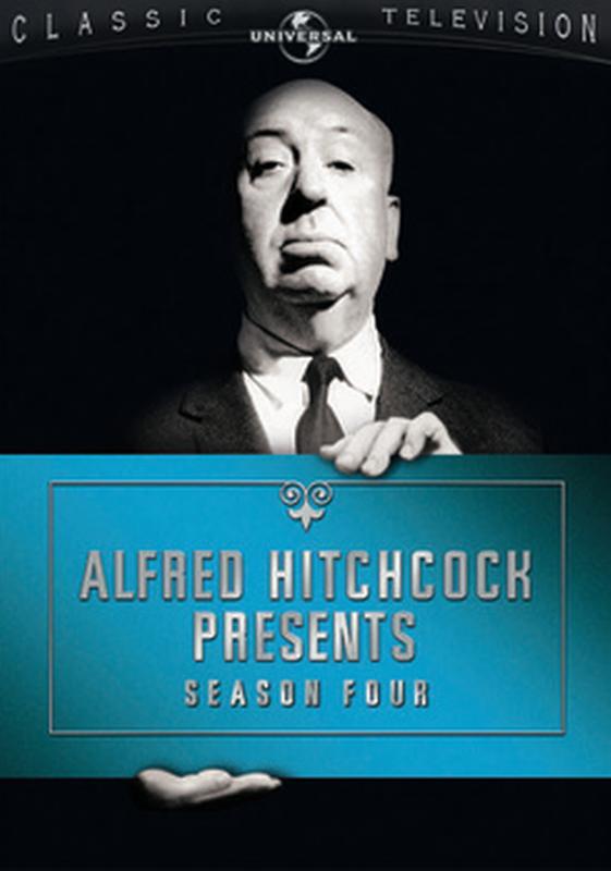 Alfred Hitchcock Presents: Season 4 (DVD) by Universal Studios
