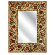 Classy Iznik Tapestry Mirror