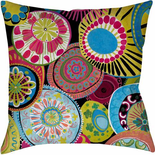 IDG Umbrella Frenzy Pillow