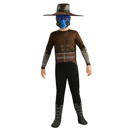 Kids Clone Wars Cad Bane Costume