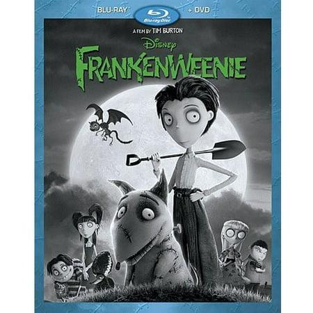 Frankenweenie (Blu-ray + DVD)](Frankenweenie Sparky)