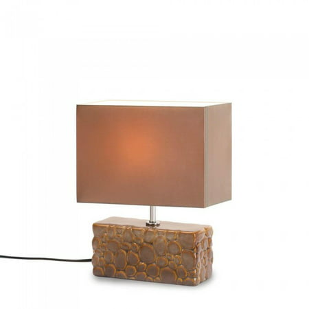 RIVER ROCK TABLE LAMP - Table Rock Black Lights