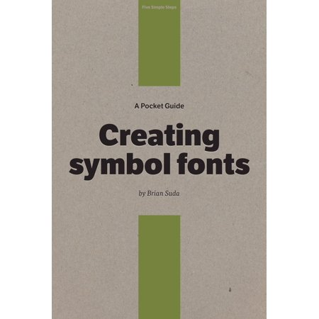Halloween Text Font (A Pocket Guide to Creating Symbol Fonts -)