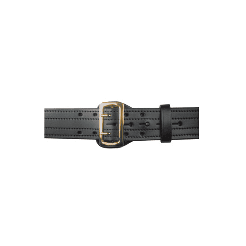 Width: 2-1//4 Duty Belt Leather Size: 24 Black