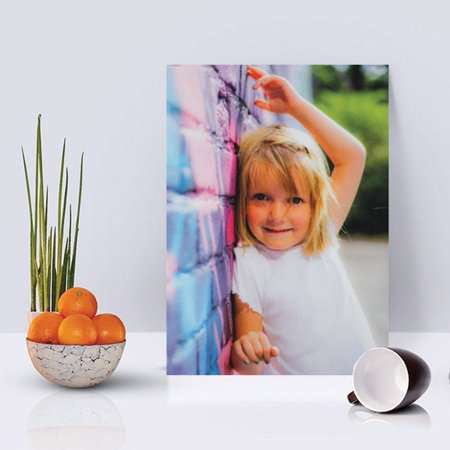 Personalized Photo Collage Fabric Photography Print. 5
