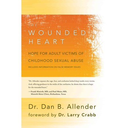 Image of The Wounded Heart: Hope for Adult Victims of Childhood Sexual Abuse