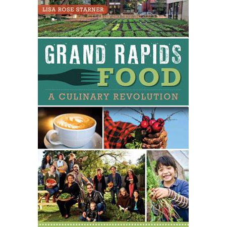 Grand Rapids Food - eBook - Grand Rapids Halloween Usa