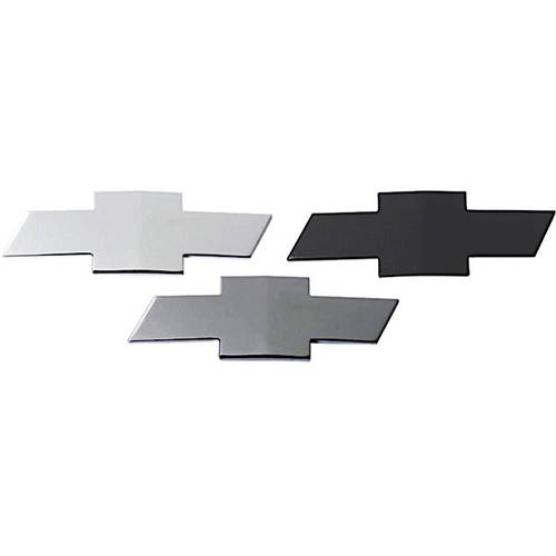 Putco Emblem Kits 15-15 Tahoe/Suburban, Gunmetal Chrome