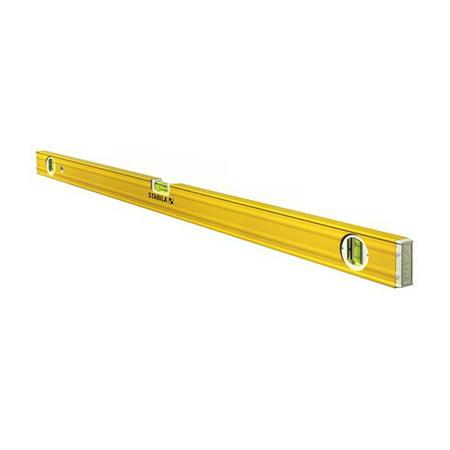 Stabila 29248 48-Inch Magnetic 3-Vial Contractors