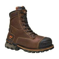 """Men's Timberland PRO Boondock 8"""" Composite Toe Waterproof 600G Boot"""