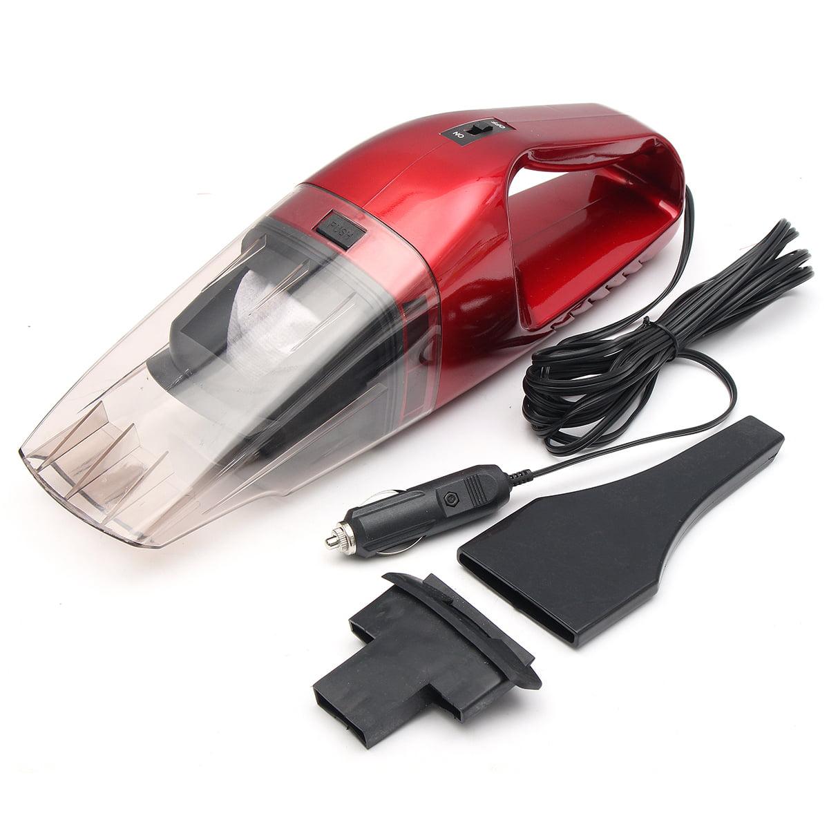 100W 12V Handheld Wet & Dry Car Van Home Vacuum Portable Dust Cleaner Hoover by