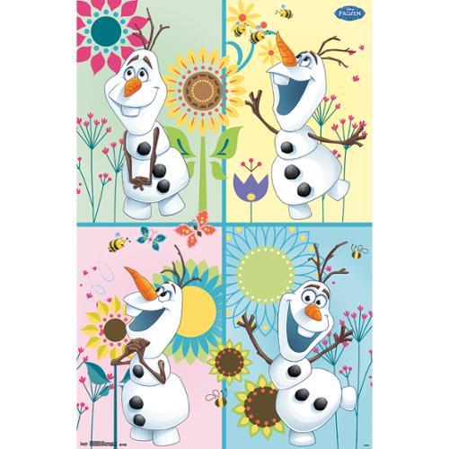 Trends Intern Poster Disney Frozen Fever Olaf