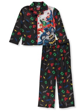 Little Boys' 2-Piece Pajamas (Sizes 4 - 7)