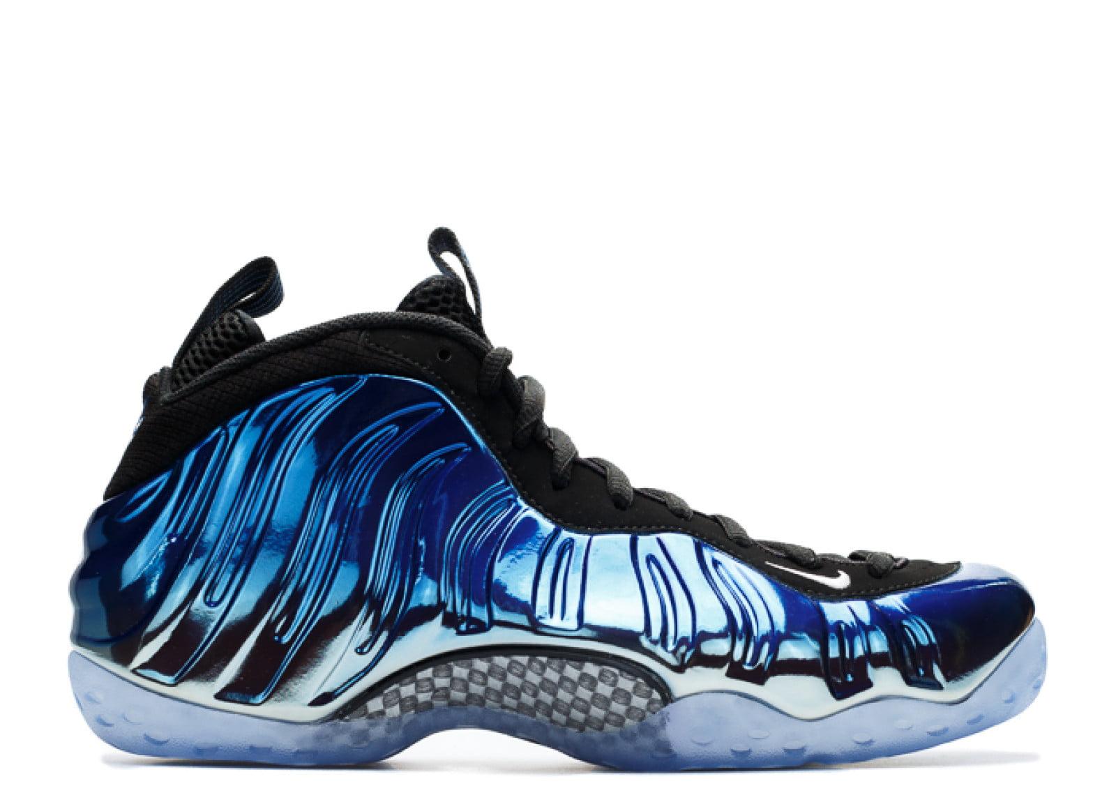 san francisco ed4ab 9661e Nike - Men - Nike Air Foamposite One Prm 'Blue Mirror' - 575420-008 - Size 9