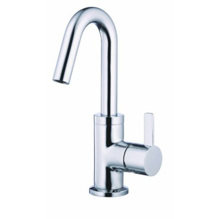 danze d222530 amalfi single handle lavatory faucet, chrome