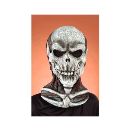 SKULL MASK WITH CHEST
