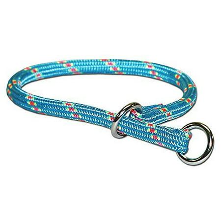 Omni Pet 22   Blue Mountain Choke Dog Collar  Blue