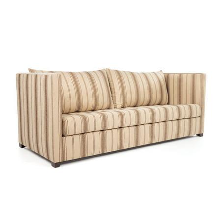 Eclipse Home Collection Venice Sofa Medium Cachet Sand No Nailheads 88   L  X 40   W  X 37   H