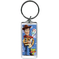 Disney Toy Story 4 Forky and Woody Keychain