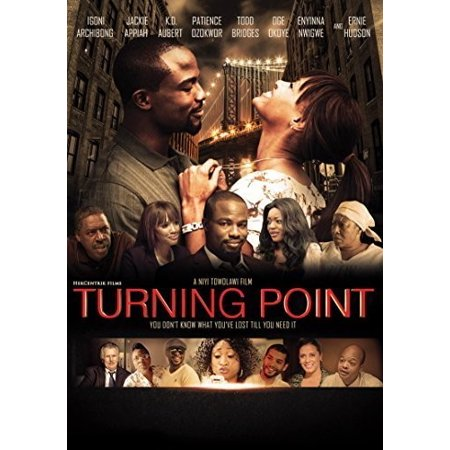 Turning Point (DVD) (Tna One Night Only Turning Point 2017)