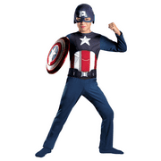 """JUSTIN PRODUCTS INC. CAPTAIN AMERICA AVENGERS BASIC"""