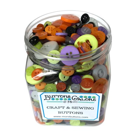 Halloween Cookie Jar Recipe (Buttons Galore & More Cookie Jar Halloween)