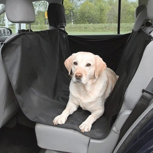 ABLEHOME HEAVY DUTY DOG CAR SEAT COVER BACK SEAT PET WATERPROOF BLACK OXFORD PROTECTOR