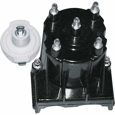 Quicksilver 811635Q 2 Distributor Cap And Rotor Kit