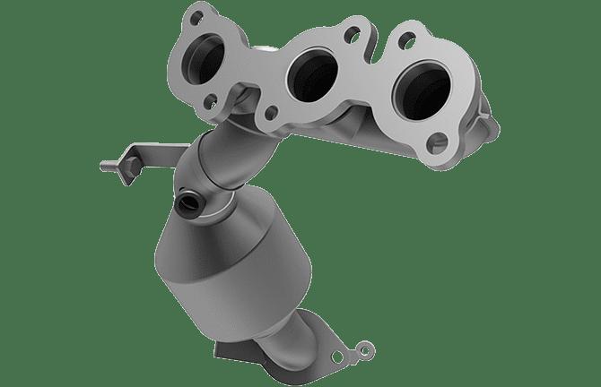 Catalytic Converter-EPA Ultra Direct Fit Converter Right fits 04-06 Durango 5.7L