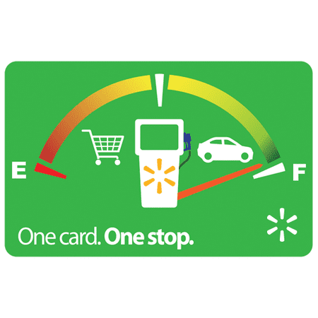 Gas & Pump Walmart Gift Card ()