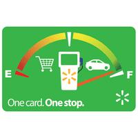 Gas & Pump Walmart Gift Card