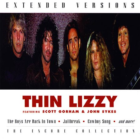 EXTENDED VERSIONS (BMG) [THIN LIZZY]