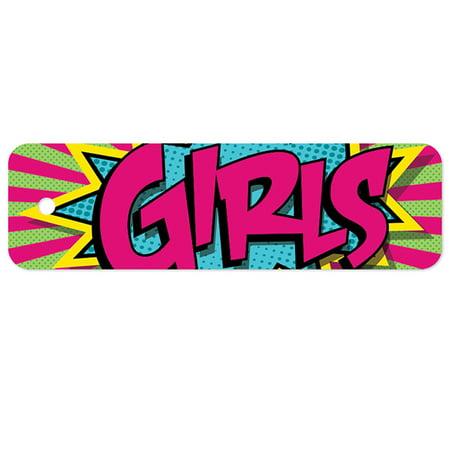 Top Notch Teacher Products TOP10119 Pass plastique pour filles, action - image 1 de 1