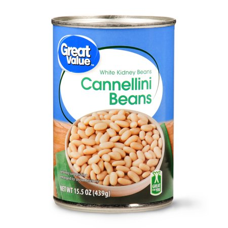 Great Value Cannellini Beans  15 5 Oz