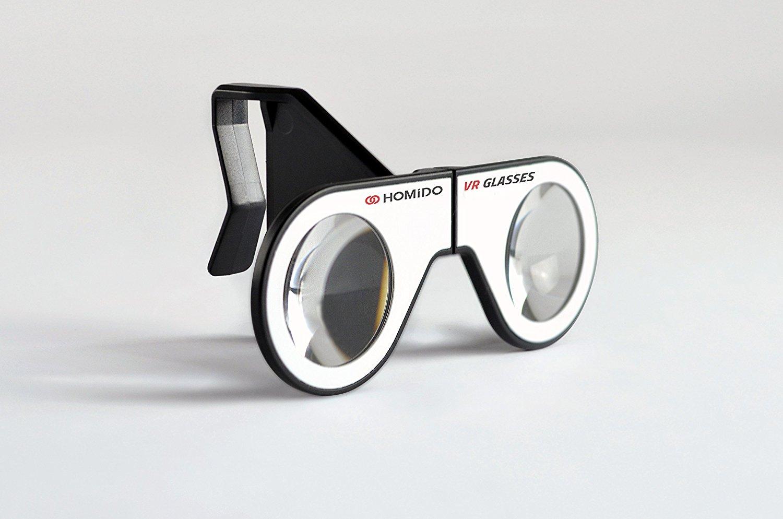 Homido Mini, Mini Virtual Reality Glasses for Smartphone - Walmart com