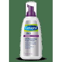 Cetaphil Pro Dermacontrol Oil Removing Foam Wash, 8oz