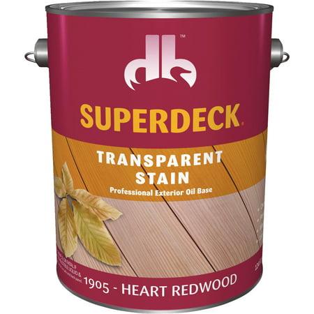 Duckback SUPERDECK Transparent Exterior (Superdeck Wood)