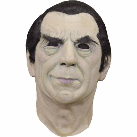 Bela Lugosi Dracula Latex Mask Adult Halloween Accessory - Foam Latex Mask